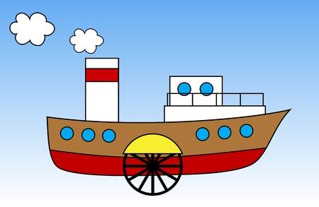 steamship: Steamship