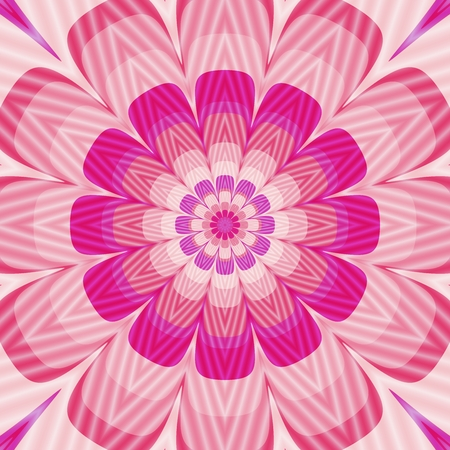 psycho: Psycho floral pattern generated texture