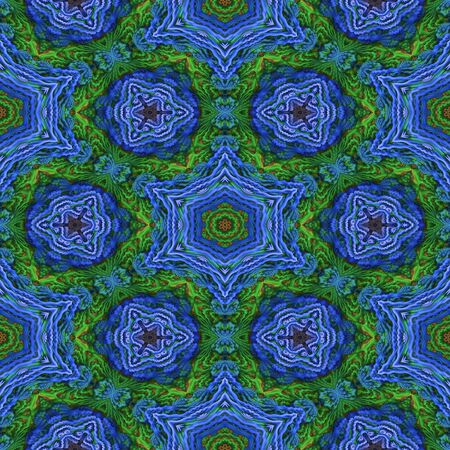 kaleidoscope: Fractal kaleidoscope