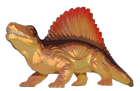Dino Spinosaurus drawing