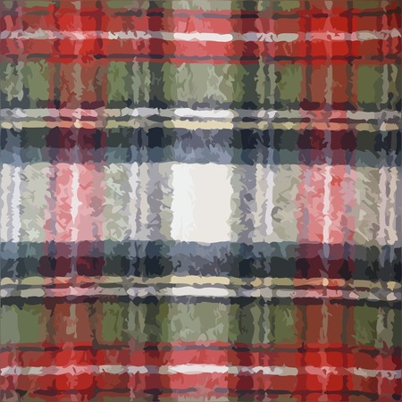 fleecy: Plaid vector texture