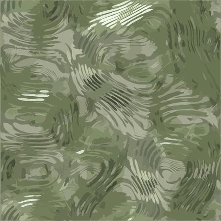 decoration decorative disguise: Alien fluid metal glass texture Illustration