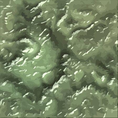 mire: Alien skin organic liquid texture
