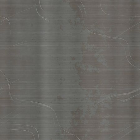 sheet metal: Scratched metal sheet generated texture