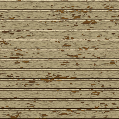 painted wood: Seamless painted wood plank texture Stock Photo