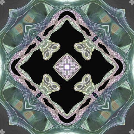 tile pattern: Ornamental pattern wallpaper tile