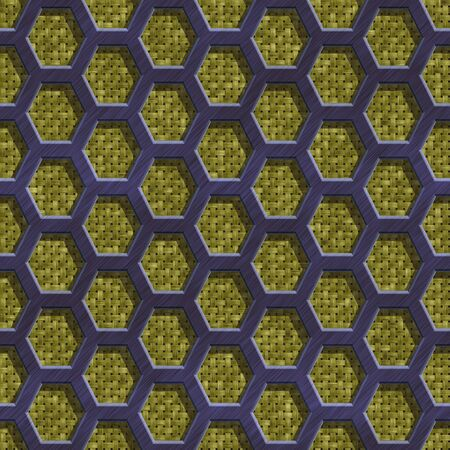 Wire mesh fabric seamless generated hires texture or background