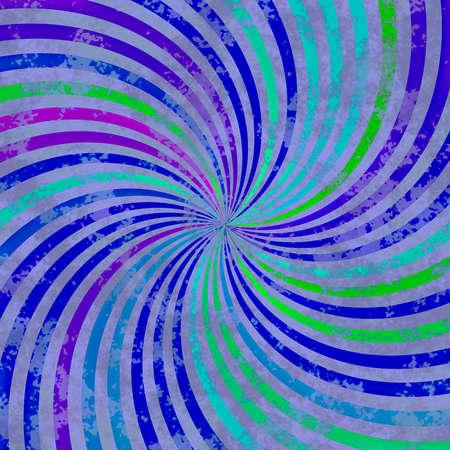 generative: Grunge swirl generated texture