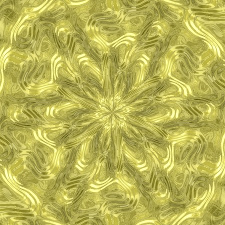 raytrace: Radial alien fluid metal generated texture