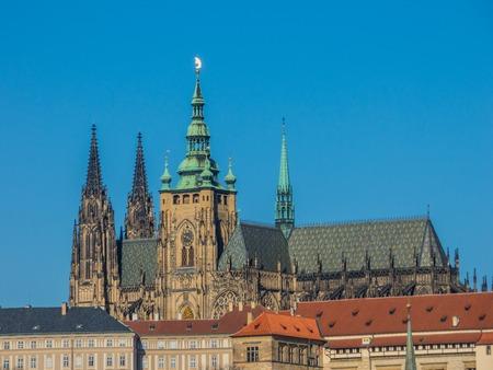 プラハ城と聖ヴィート大聖堂, チェコ共和国