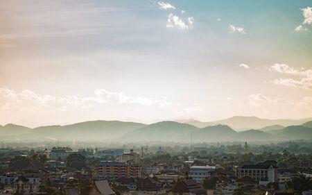 city scape: Thailand, Chiangmai city scape