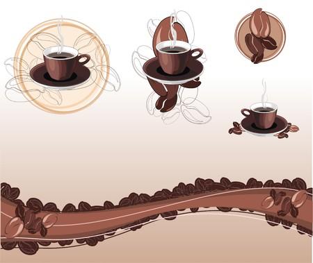 coffee Stock Vector - 4921940