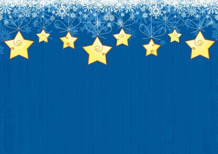 collection of blue backgrounds with stars photo