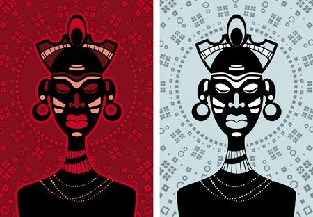 aborigine: Pueblo africano