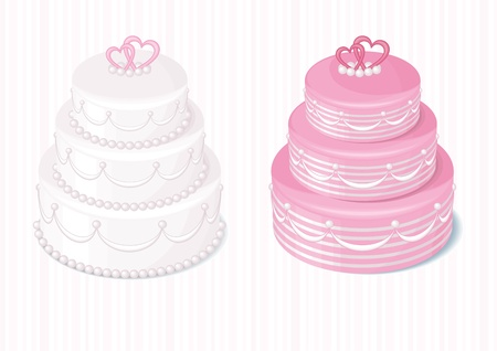 cake background: wedding cake