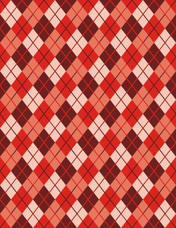arty: seamless geometric pattern Stock Photo