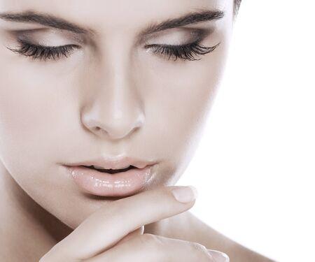 MOtions, cosmétiques Banque d'images - 10363438