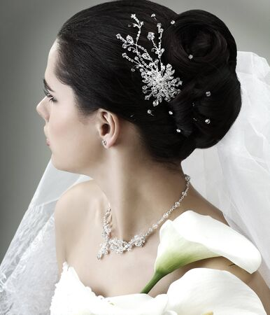Décoration de mariage Banque d'images
