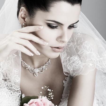 Hochzeits-Dekoration Standard-Bild