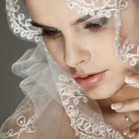 veil: Wedding decoration