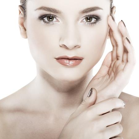 emotions, cosmetics Stock Photo - 10371592