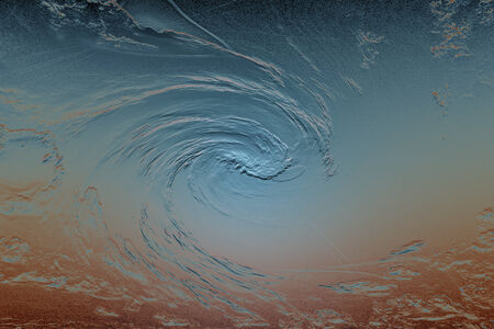 circulation: Abstract background of circulation and wave color shedding. Stock Photo