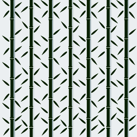 대나무 무늬 일러스트