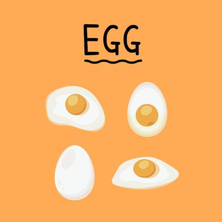 Egg pattern design