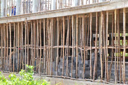 strut: construction work
