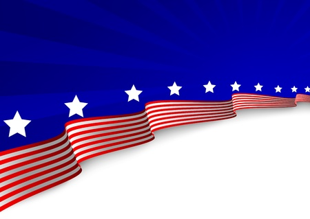 american flag background: American flag background