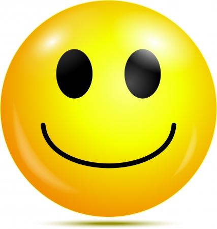 smiley content: Bonne �motic�ne