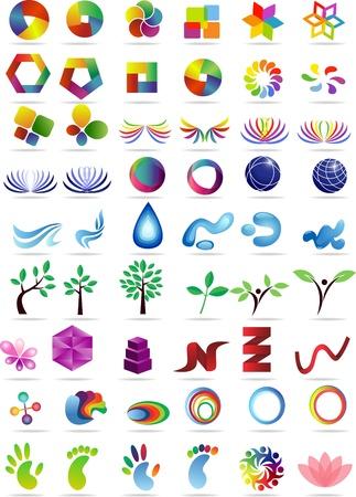 Logo collection set