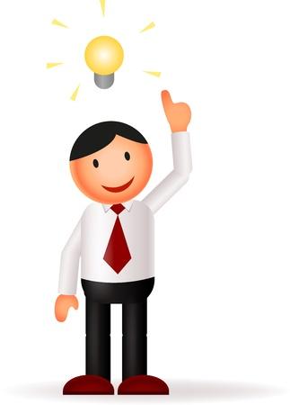 Businessman   idea