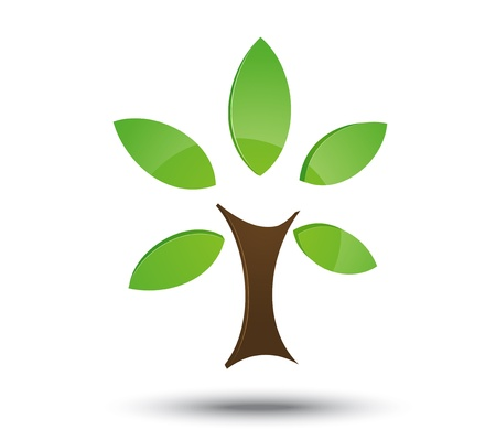 Tree icon Stock Vector - 20706627