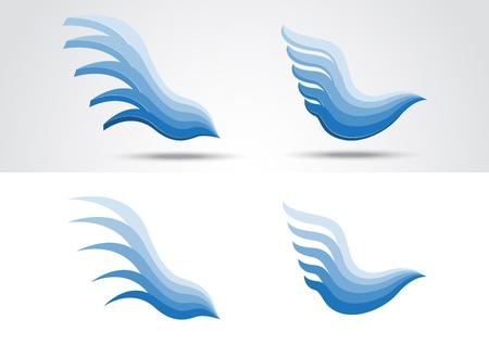Eagle icon collection Stock Vector - 20693969