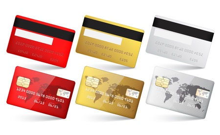 Credit card collection