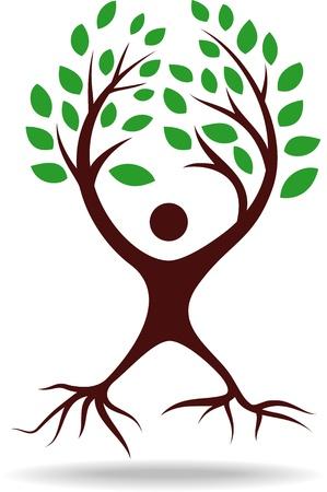 albero della vita: Persone icona Eco