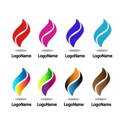 Een logo-pictogram ontwerp voor bedrijf, web.