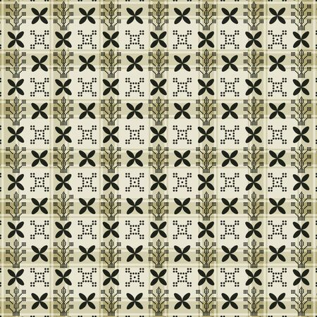 Geometric Seamless pattern background. Batik design seamless pattern. textile design for manufacturing Illustration