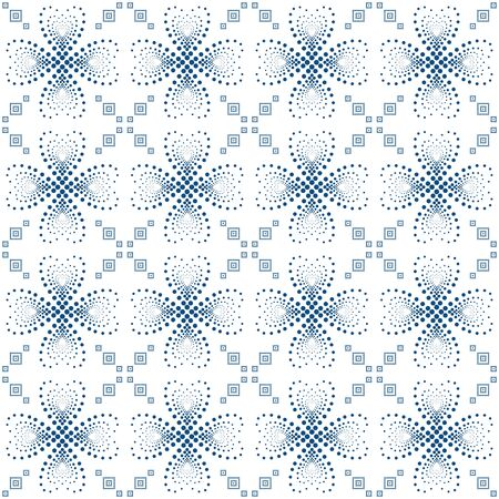 Seamless geometric ornamental pattern on white background. Abstract background home wallpaper decoration. creative design cloth pattern. tribal ethnic design. wallpaper home decoration Vetores