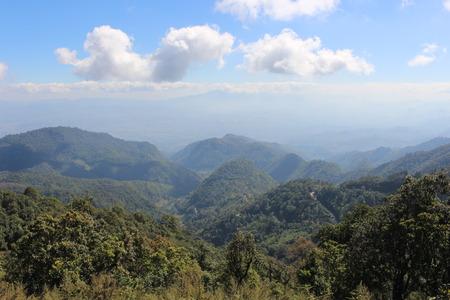 doi: Doi Ang Khang, Chiangmai