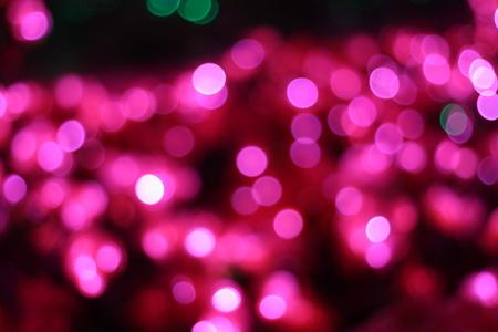 Pink bokeh background, Abstract beautiful pink bokeh.