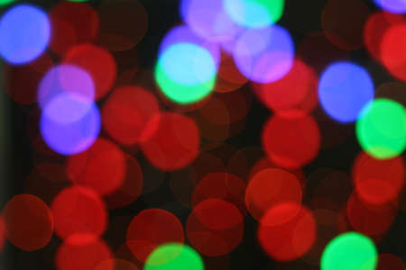 Colorful bokeh, background Stock fotó - 80165490