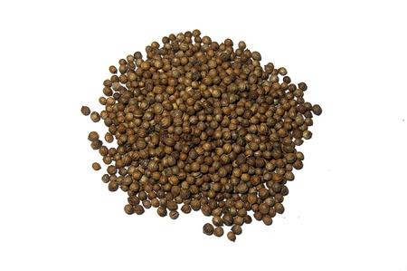 admixture: Coriander seeds
