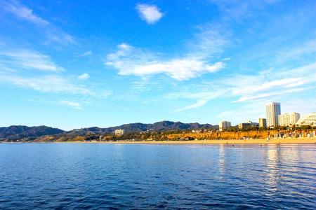 サンタ モニカー ビーチ