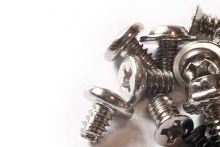 Pile of screws   photo