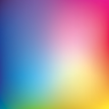 Abstract vector mesh background, multicolor gradient, rainbow wallpaper Ilustrace