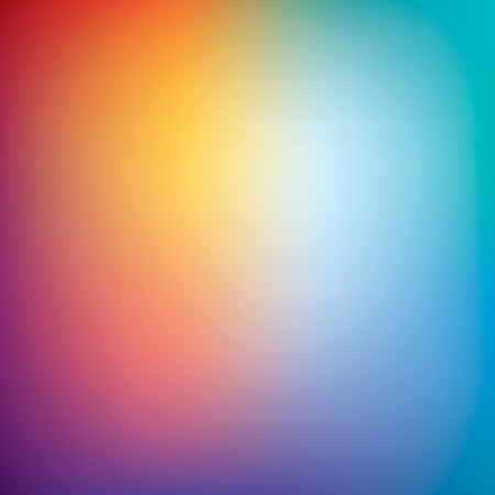 Abstract vector mesh background, multicolor gradient, rainbow wallpaper Illustration