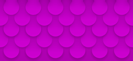 Scales purple background, volume pattern, abstract vector wallpaper Illustration
