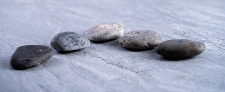 Stones include grey and brown color as a background
